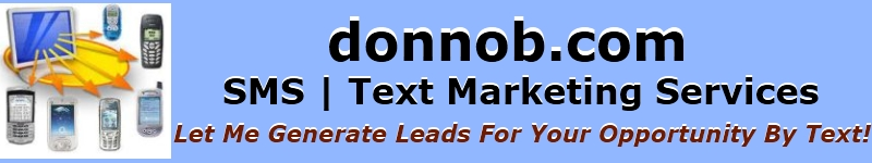 SMS-Text Message Marketing header